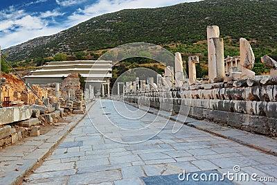 Passage in Ephesus