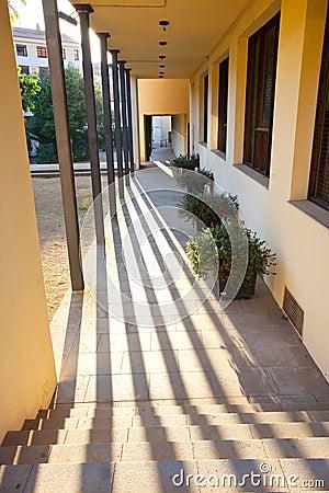 Passage, gallery