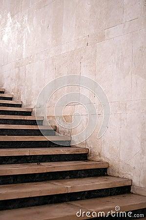 Passage stairs