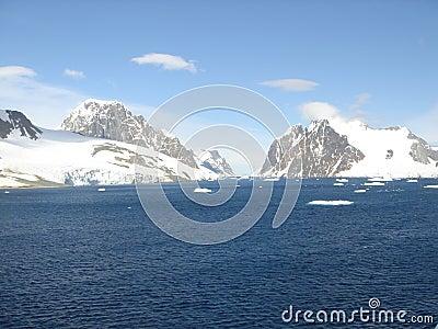 Passage to Antartica