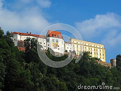 Passau Castle in Bavaria