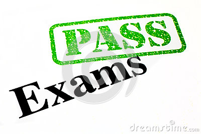 Passed Your Exams
