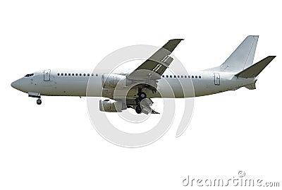 Passenger airliner