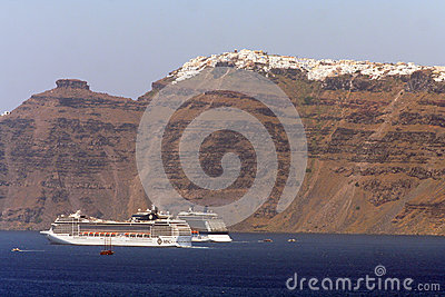 Passenger cruise ship Editorial Photography