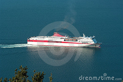 Passenger Ferry Boat