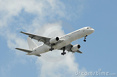 Passenger Jet Stock Photos - Image: 6966123