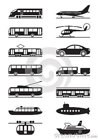 Passenger & public transportation