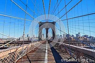 Passerelle de Brooklyn