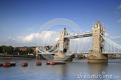 Passerelle de Londres