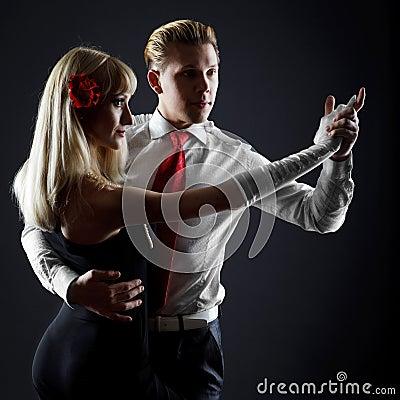 Passion dancers