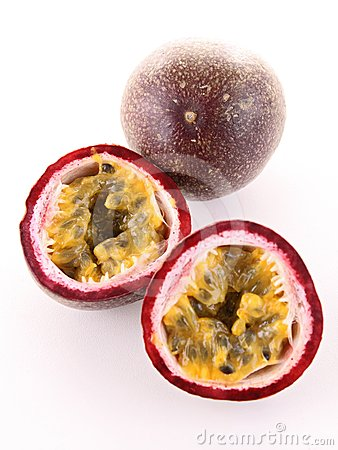 Passion Fruit Stock Images - Image: 24489524