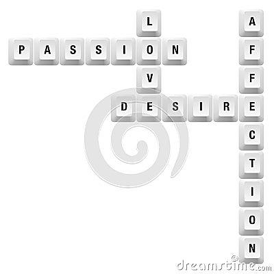 Passion key