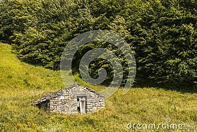 Passo del Cirone (Appennino) - Hut