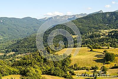 Passo del Cirone (Appennino) - Mountain landscape