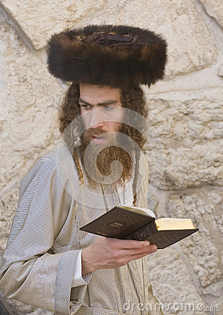 Passover in the Western wall Editorial Stock Photo
