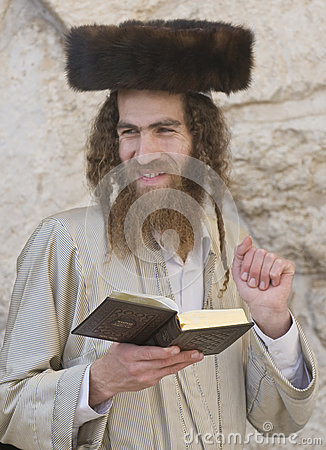 Passover in the Western wall Editorial Image