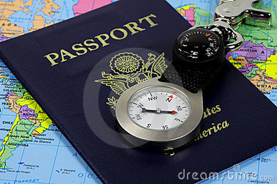 Passport and Compass
