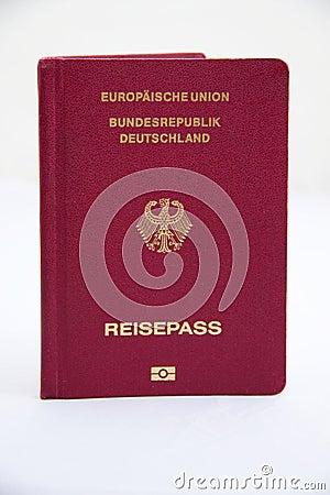 passport EU GERMANY
