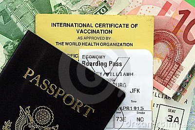 Passport and Travel Documents