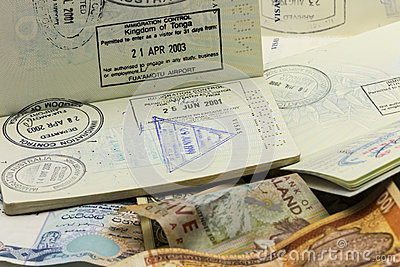 Passport Visas and Currency