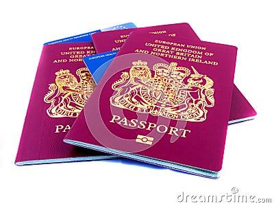 Passports and Ehic