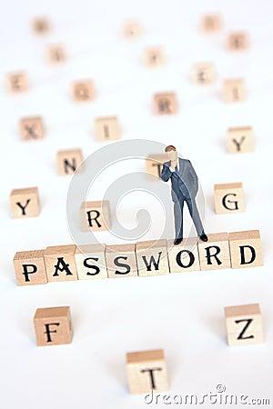 Free Password Stock Photos - 13292363
