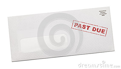 Past Due Bill