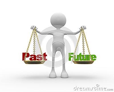 Past or future