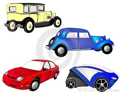 The past, present and future of automobiles