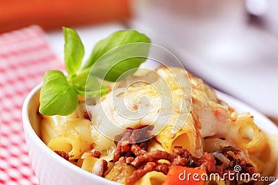 Pasta alla Bolognese