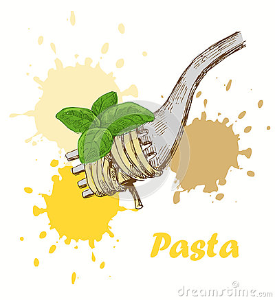 Free Pasta Background Stock Photo - 25142070