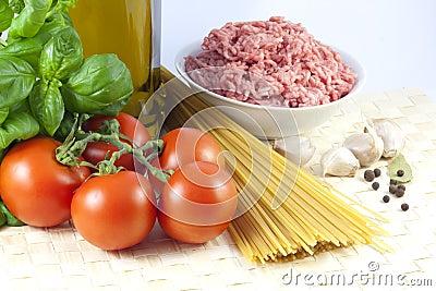 Pasta components