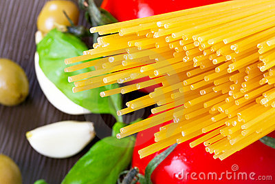 Pasta for cooking Italian