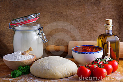 Pasta della pizza