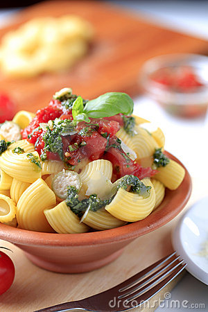 Free Pasta Salad Royalty Free Stock Images - 13918599
