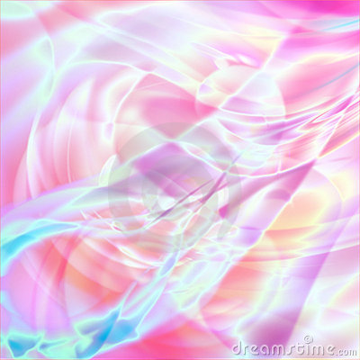 Pastel abstraction