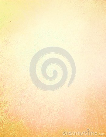 Free Pastel Autumn Background In Yellow Gold With Red Orange Grunge Border Texture Royalty Free Stock Image - 57829736