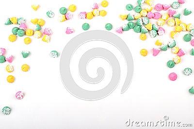 Pastel Candy Border
