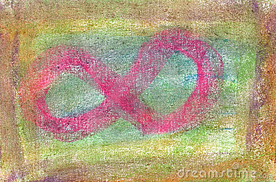Pastel: A Figure Eight, or a Nod Toward the Infini