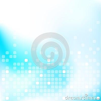 Pastel gradient template