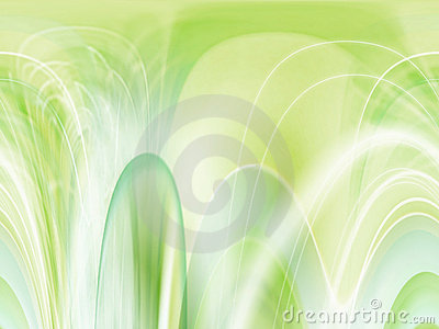 Pastel green background