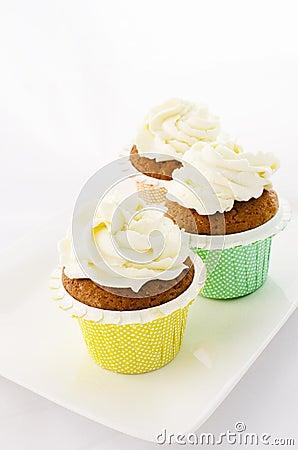 Pastel Muffins