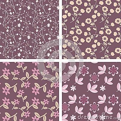 Pastel patterns
