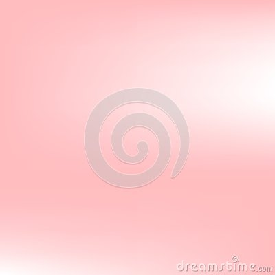 Pastel Pink Gradient Blur Abstract Square Background. Vector Illustration. Vector Illustration