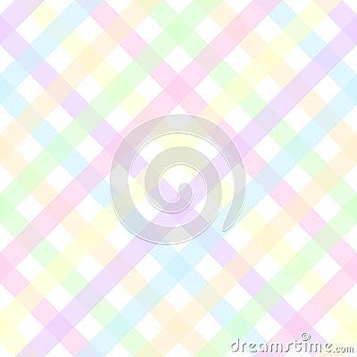 pastel plaid stock images image 14651104. Black Bedroom Furniture Sets. Home Design Ideas