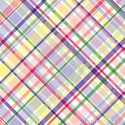 Free Pastel Plaid Royalty Free Stock Photos - 4273408