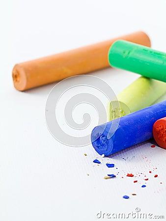 Pastel sticks