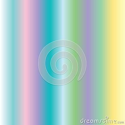 Pastel stripes