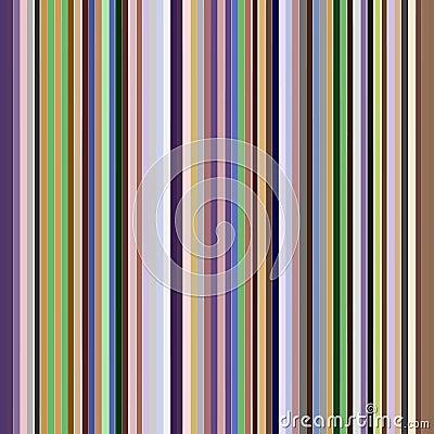 Pastellfärgade band