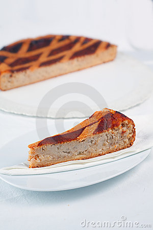 Pastiera Pie of Ricotta and Grain